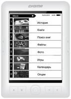 Электронная книга DIGMA E63W 4 ГБ