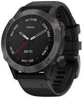 Умные часы Garmin Fenix 6 Sapphire,