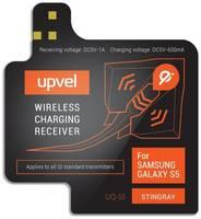 UPVEL UQ-S5 Stingray для Samsung Galaxy S5, модуль-приемник беспроводной зарядки стандарта Qi