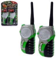"""Woow Toys Набор раций """"Отряд Альфа"""", работает от батареек №SL-00477 2534113"""
