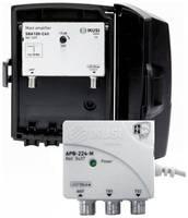 IKUSI Мачтовый антенный усилитель JSBA-100-C60
