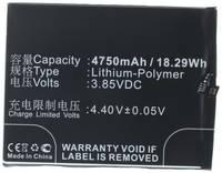 Аккумулятор iBatt iB-U1-M2992 4750mAh для телефонов Xiaomi Mi Max, Mi Max Dual SIM, 2016001, 2016002, 2016007, Mi Max Dual SIM TD-LTE 16GB