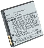 Аккумулятор iBatt iB-B1-M1117 1500mAh для телефонов HTC BM65100