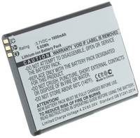 Аккумулятор iBatt iB-B1-M1853 1600mAh для телефонов Highscreen Zera F