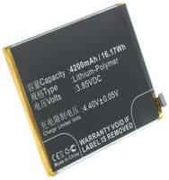 Аккумулятор iBatt iB-B1-M3329 4200mAh для телефонов OPPO BLP673