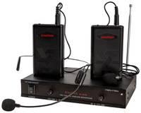 AUDIOVOICE WL-22HPM Радиосистема (радиомикрофон)