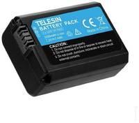 Telesin Аккумулятор для фотоаппаратов Sony NP-FW50 1030 mAh