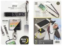 Держатель для телефона Nite Ize Hitch Phone Anchor + Lanyard