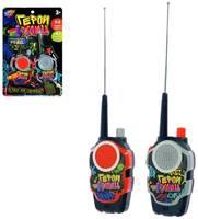 """Woow Toys Набор раций """"Герои улиц"""", работает от батареек, №SL-01379 3297660"""