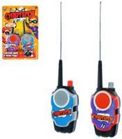 """Woow Toys Набор раций """"Супергерои"""", работает от батареек, №SL-01380 3297661"""