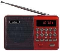 Радиоприемник Perfeo Palm, usb, microSD, mp3, УКВ, FM, цифровой