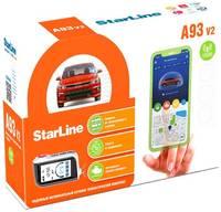 Сигнализация для автомобиля StarLine A93 GSM Ver.2