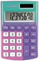 Калькулятор карманный Milan Sunset 8-разр дв. питание цвет розово-фиолетов