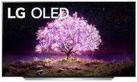 "Телевизор OLED LG OLED77C1RLA 76.7"" (2021), ванильный"