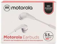 Наушники Motorola Earbuds