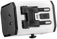 Переходник для розетки GSMIN Travel Adapter HHT525 с кейсом