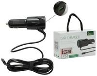 Isa Автомобильное зарядное устройство Car Charger VC1-V8