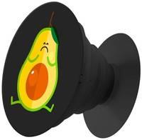 Krutoff Group Пластмассовый держатель Krutoff для телефона Попсокет Авокадо недовольный