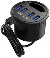 USB-концентратор Orico DESK-4U