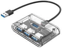 USB-концентратор Orico LV1U3-4A