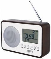 Ретро радио-приемник CAMRY CR1153 (часы+будильник+термометр)