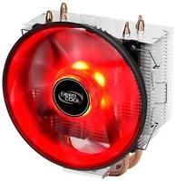 Кулер для процессора Deepcool GAMMAXX 300 //красная подсветка