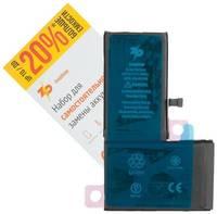 Аккумулятор iPhone X +10% увеличенной емкости в наборе ZeepDeep: батарея 3000 mAh, набор инструментов, монтажные стикеры, пошаговая инструкция