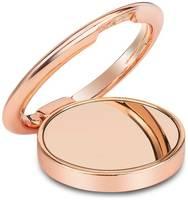 LuxCase Кольцо держатель для телефона / Зеркальное / 36 мм / Розовое