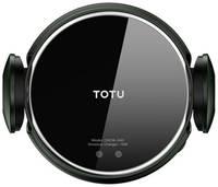 Держатель с беспроводной зарядкой Totu Design CACW-040