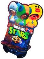 WOODENTEKA Подставка для смартфона Brawl Stars Ассорти Leon