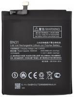 Аккумулятор для Xiaomi Redmi Note 5A/Redmi Note 5A Prime/Redmi S2/Mi 5X/Mi A1 (BN31) (VIXION)
