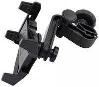 Автомобильный держатель для планшета на подголовник поворотный InnoZone
