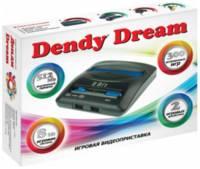 Игровая приставка Dendy Dream 300 встроенных игр