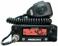 Автомобильная радиостанция President Truman
