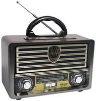 Радиоприемник Meier Audio M-U113BT дерево