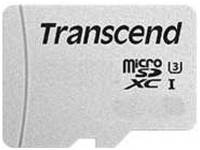 Флеш-накопитель Transcend Карта памяти 16GB microSD w/o adapter UHS-I U1