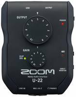 Внешняя звуковая карта ZOOM U-22