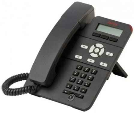 IP телефон Avaya 700513638 Телефон J129 IP PHONE NO PWR SUPP