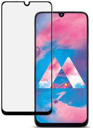 Закаленное стекло DF для ZTE Blade 20 Smart Full Screen + Full Glue Black Frame zColor-12