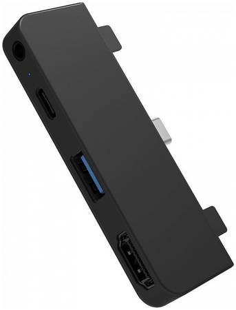 Аксессуар HyperDrive 4-in-1 USB-C Hub HD319E-Grey