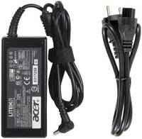Блок питания RocknParts для Acer 19V 3.42A 65W 5.5x1.7mm 398934