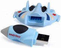 USB Flash Drive 16Gb - SmartBuy Wild Series Истребитель SB16GBFI