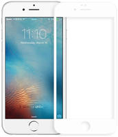 Защитное стекло Svekla для APPLE iPhone 6 / 6S Full Screen White ZS-SVAP6-FSWH