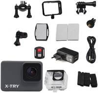 Экшн-камера X-TRY XTC262 RC Real 4K Wi-Fi Power ХТС262 RC