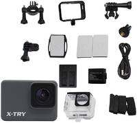 Экшн-камера X-TRY XTC263 Real 4K Wi-Fi Battery ХТС263