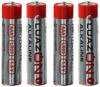 Батарейка AAA - Luazon LR03 (4 штуки) 3005550