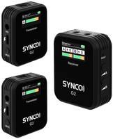 Радиосистема Synco G2(A2) RX+2TX