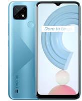 Сотовый телефон Realme C21 4/64Gb Light & Wireless Headphones