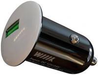 Зарядное устройство WIIIX USB QC3.0 -White UCC-1-11