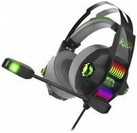 Наушники SmartBuy Rush Stormer -Green SBHG-5200